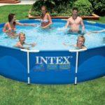 Особенности выбора каркассных бассейнов