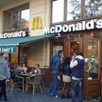 В Калининграде открыли «Макдональдс»