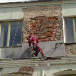 Отделка и ремонт фасада дома