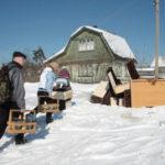 В России из-за пандемии начался бум на деревянные загородные дома