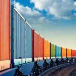 Железнодорожные грузовые перевозки между Китаем и Россией