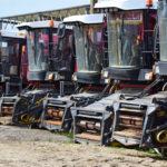 В России появится каршеринг тракторов и комбайнов
