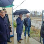 Депутаты нового созыва ЗАТО Железногорск посетили площадку подземной исследовательской лаборатории