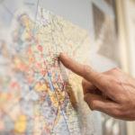 Росреестр разработал новые географические карты