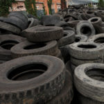 Названы потери от фальшивой утилизации шин